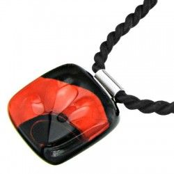 Wisior z kolekcji Maki Czerwone 25