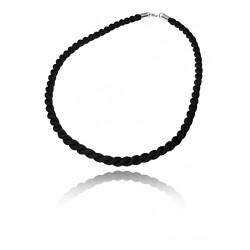 Sznur czarny 6mm