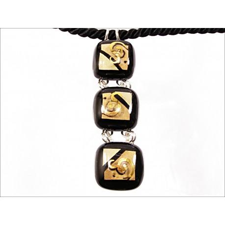 Wisior z kolekcji Klimt 3 elem.