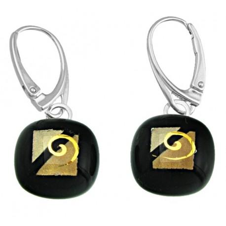 Kolczyki wiszące z kolekcji Klimt 15