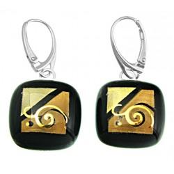 Kolczyki wiszące z kolekcji Klimt 20
