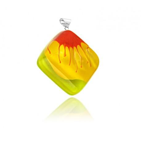 Zawieszka karo z kolekcji Tulipany 25