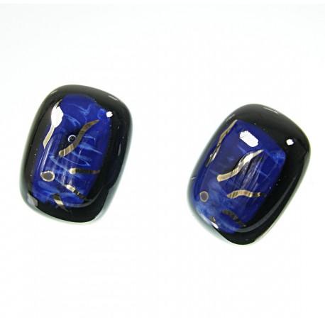 Kolczyki wkrętki z kolekcji Astry