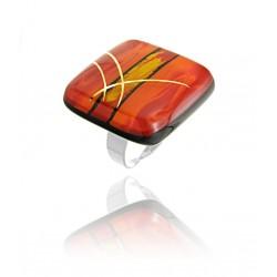 Pierścionek z kolekcji Tramonto Rosso 30