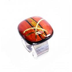 Pierścionek z kolekcji Tramonto Rosso 20