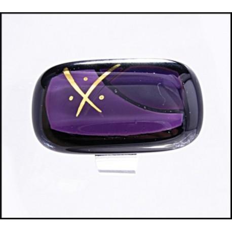 Pierścionek z kolekcji Kandinsky Fiolet 35/20