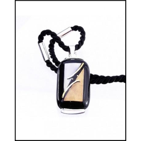 Wisior w oprawie z kolekcji Kandinsky Złoty 35/20
