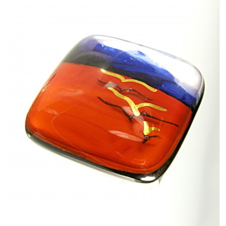 Pierścionek z kolekcji Tramonto Azzurro 30